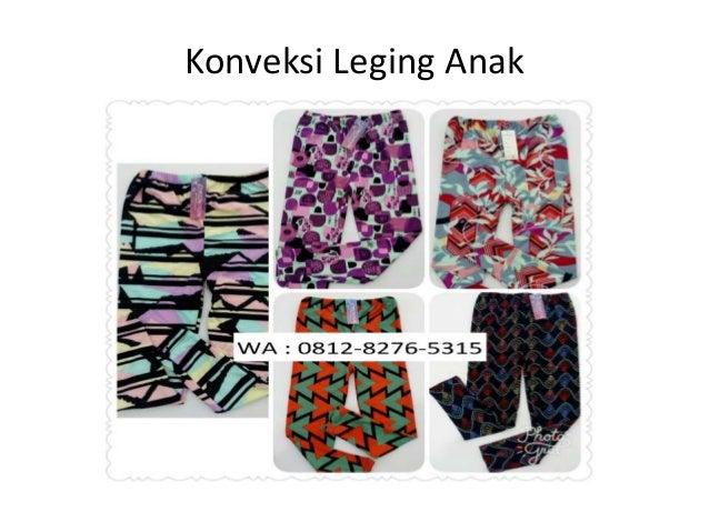 Grosir Wa 0812 8276 5315 Grosir Legging Pendek Anak