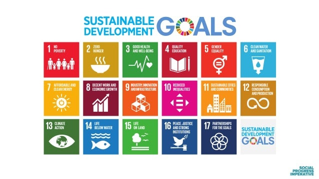Realizing the promise of the Sustainable Development Goals The Social Progress Index captures outcomes related to 16 of th...