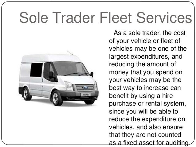 d439d679fd Sole Trader Fleet Services ...