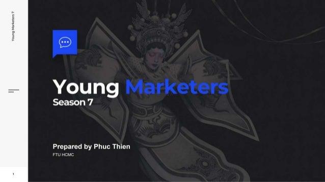 Young Marketers 7 + Lê Văn Thiên Phúc