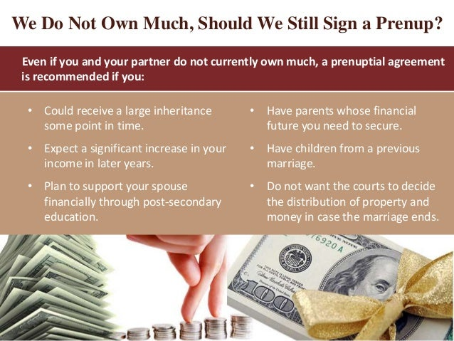 7 Faqs About Prenuptial Agreements