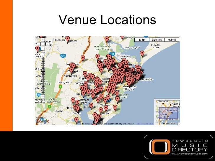 Venue Locations