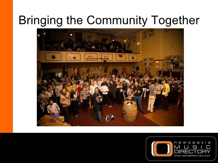 Bringing the Community Together