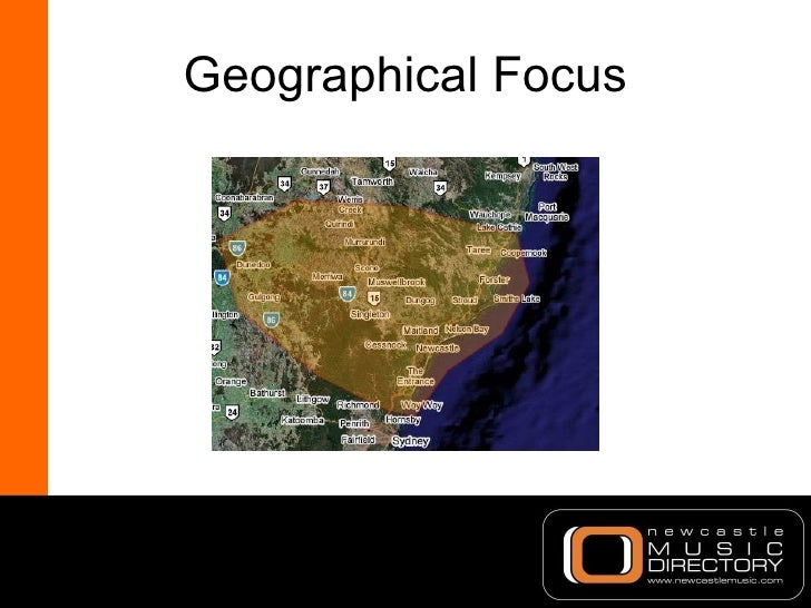 Geographical Focus