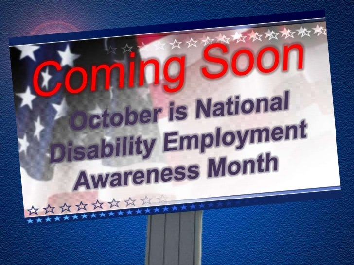 EnvisionXpress CelebratesNational Disability  Employment         Month