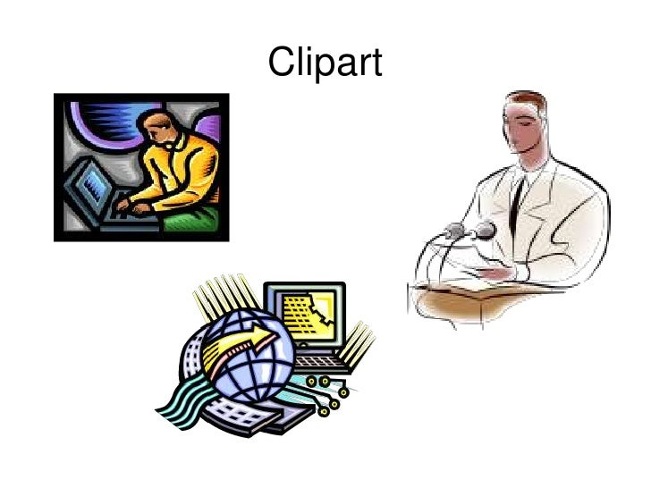 Clipart<br />