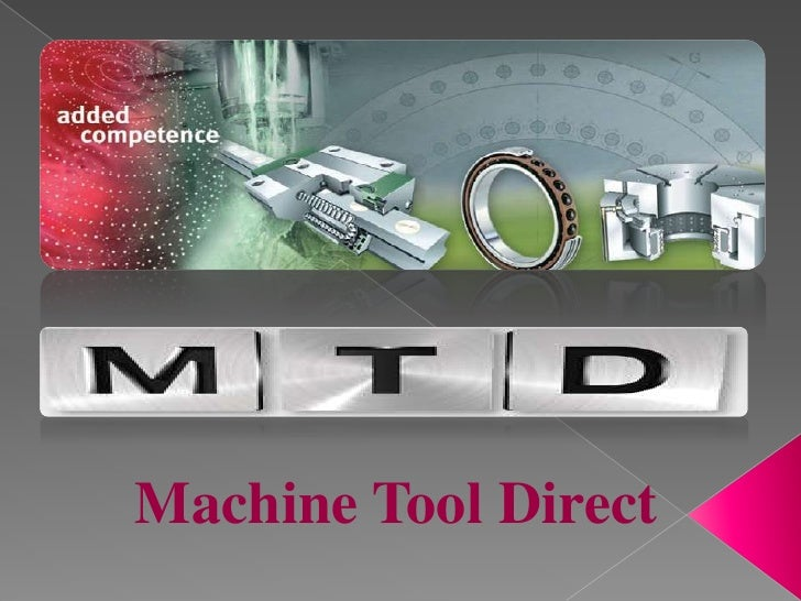 Machine Tool Direct