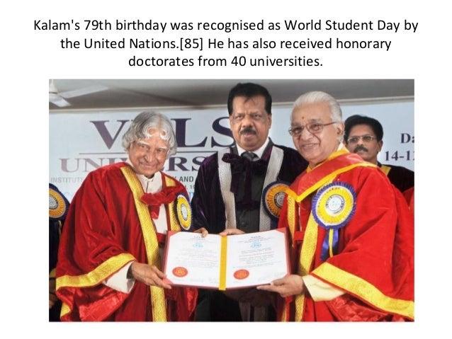 Dr.A.P.J Abdul Kalam