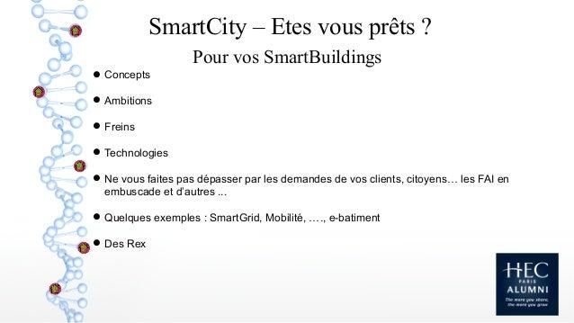  Concepts  Ambitions  Freins  Technologies  Ne vous faites pas dépasser par les demandes de vos clients, citoyens… le...
