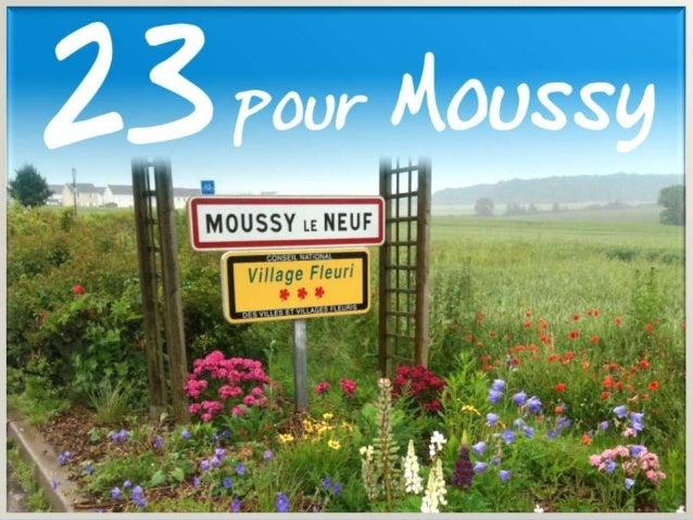 23 pour Moussy