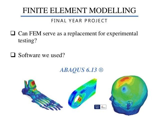 Final Year Project Presentation (June 2015) : INVESTIGATION