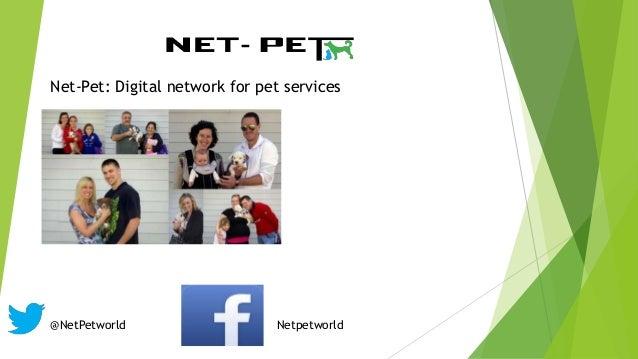 Net-Pet: Digital network for pet services@NetPetworld Netpetworld