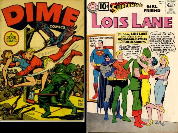 Comic Book Censorship In The 1950s