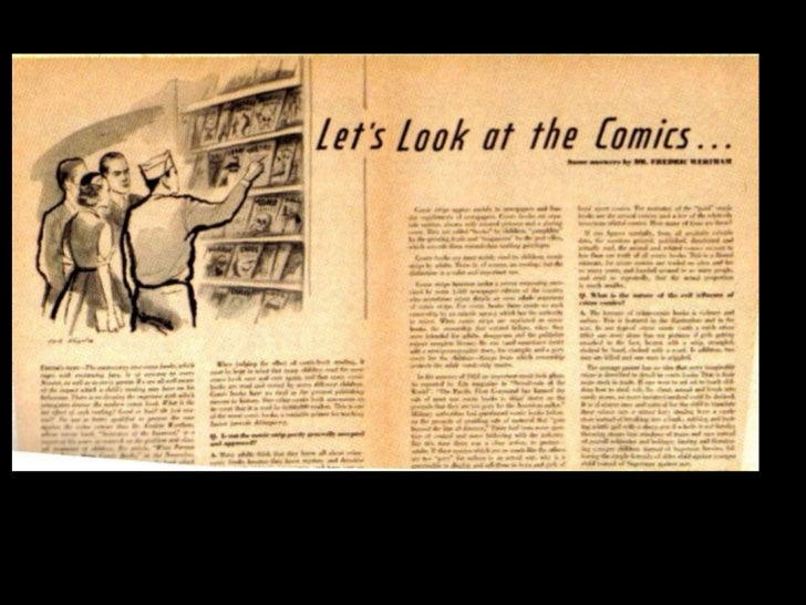 is comic book censorship needed What you'll need to get started: this project-centered course is designed for all-age learners (high school age and above, at least 13 years of age) who are interested in learning how to make a comic book, but have never completed one before.
