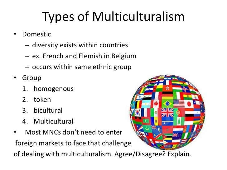 disadvantages of multiculturalism in canada essay Multicultural is when there are people from different countries living in a county apart from their origin c  a state made up of distinct cultural groups ( canada is a mul ticultural country.