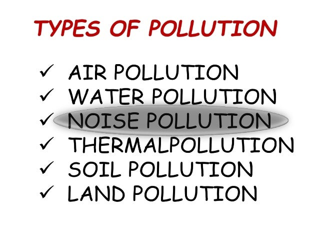 an introduction to fighting pollution There are eight different types of pollution: pollution can be defined as the introduction of contaminants to fighting pollution might seem like a.