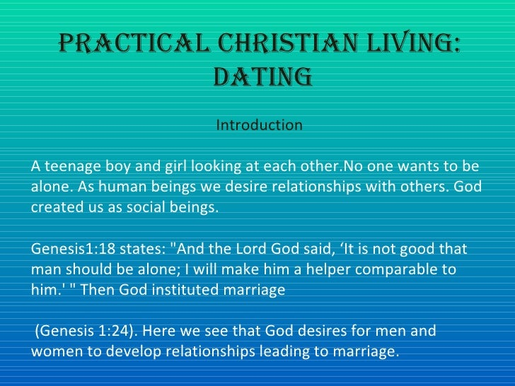 Christian Dating - The Top 5 Myths and Misconceptions Singles Hear