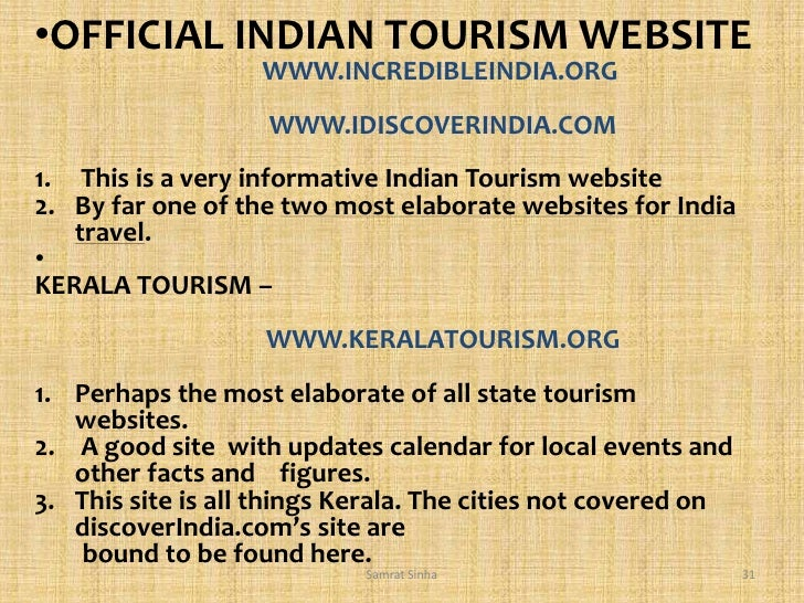 tourism marketing in india Tourism marketing with global international tourist arrivals reaching one billion each year, and growth only expected to increase, opportunities in the tourism industry are endless yet many destinations and tourism businesses fail to achieve success.