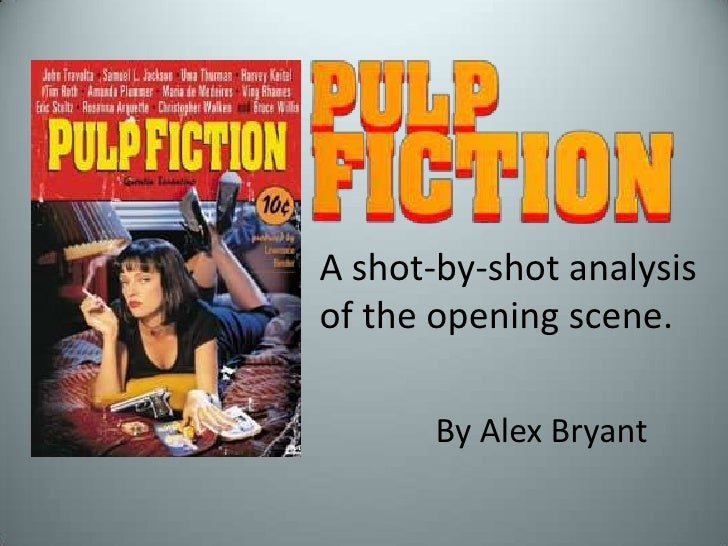A shot-by-shot analysis of the opening scene.<br />By Alex Bryant<br />