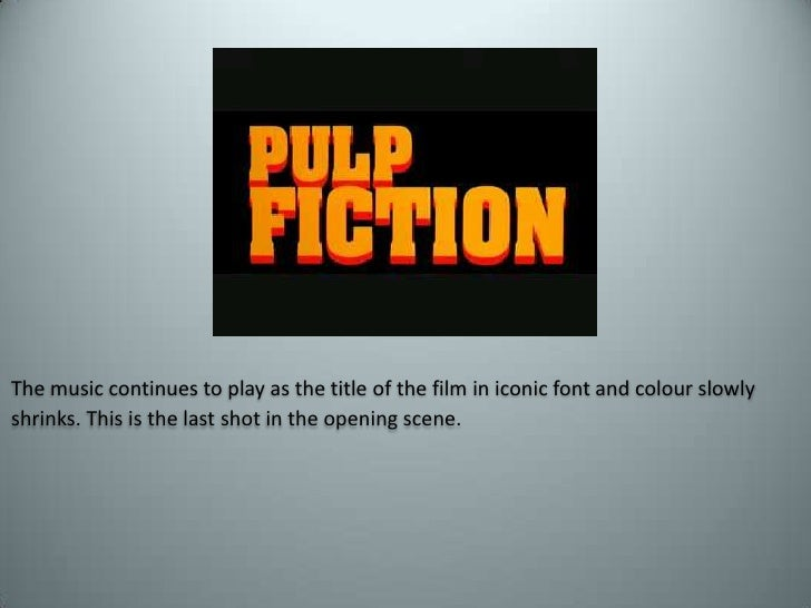 fiction movie meaning