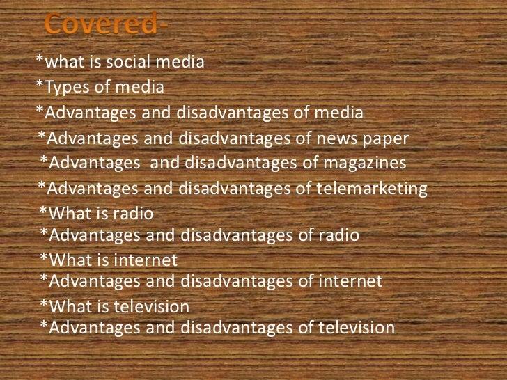advantages and disadvantages of internet communication