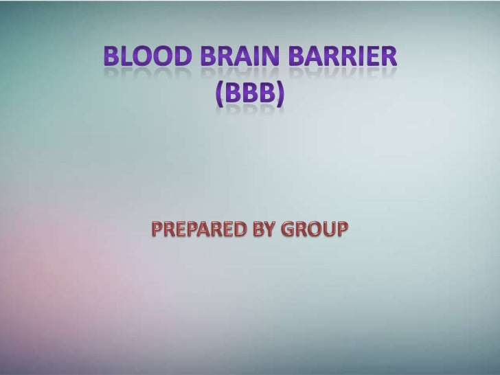 Introduction-Nowhere in the body is there more need forhomeostasis than in the brain.-The blood- brain barrier protects th...
