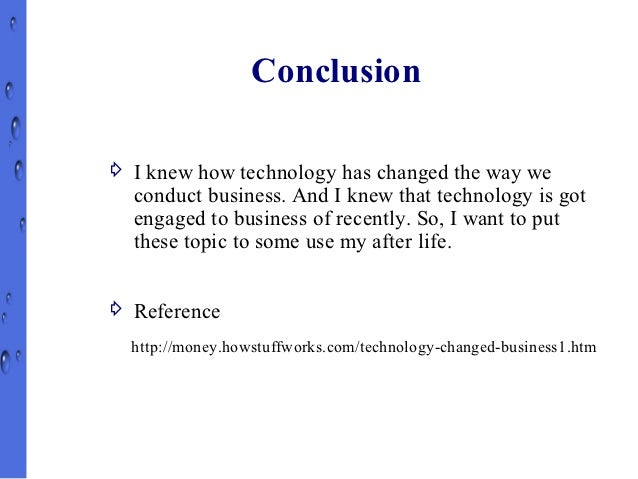 the way technology has changed man A man who loves to write feb 25, 2015 we don't talk anymore: how technology changed the way we communicate actual communication has been declining these years.