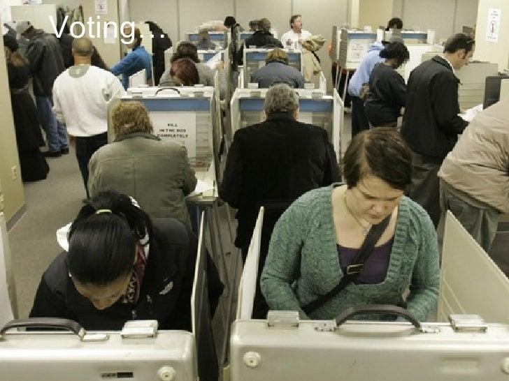 Voting…
