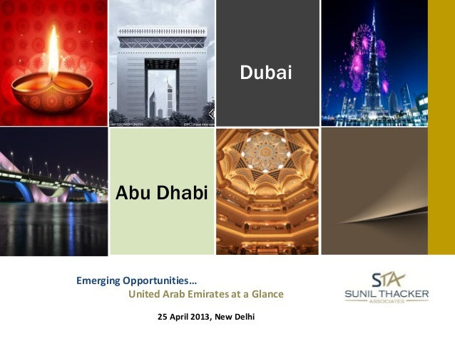United Arab Emirates at a Glance (Dubai Law Firms)