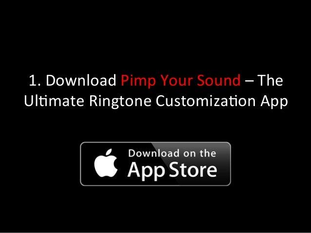 how to add custom ringtone in iphone