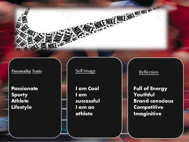 Personality Traits Passionate Sporty Athlete Lifestyle Self Image I am Cool I am successful I am an athlete Reflection Ful...