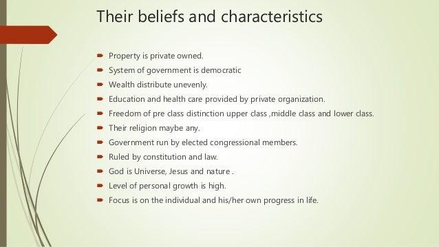 top characteristics of communism