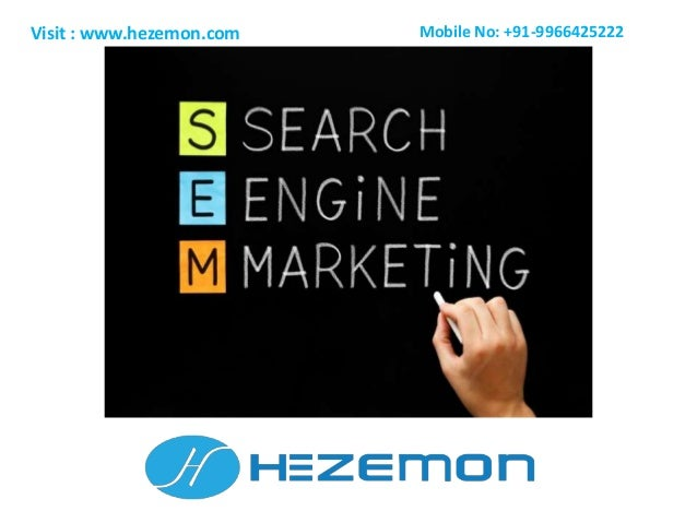 Search Engine Marketing Services India -Hezemon