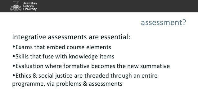 Legal education: assessment around the world