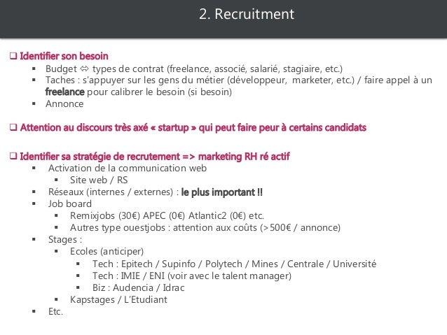 Externatic recrutement pour startup 303tour 05022016 - Cabinet de recrutement communication ...