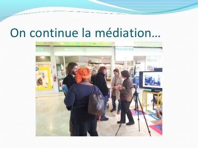 BilanUn public nombreux touchéBeaucoup ont redécouvert la médiathèque à cetteoccasionUne équipe très volontaireUne méd...