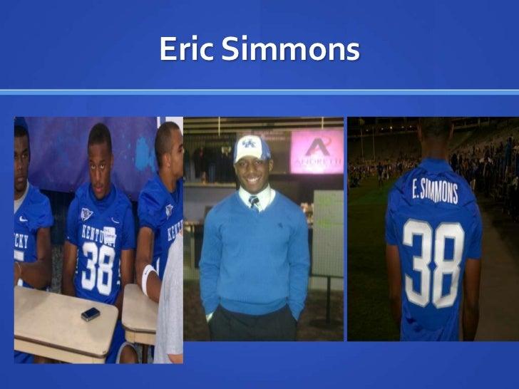 Eric Simmons