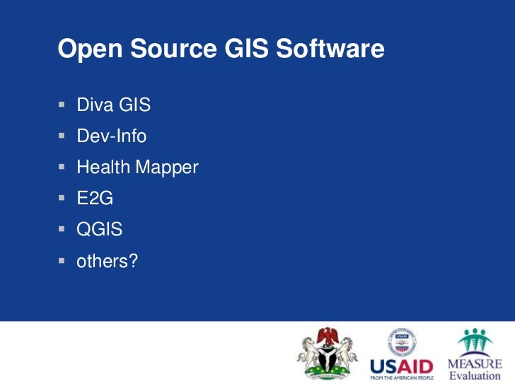 Gis and mapping software introduction for Diva gis