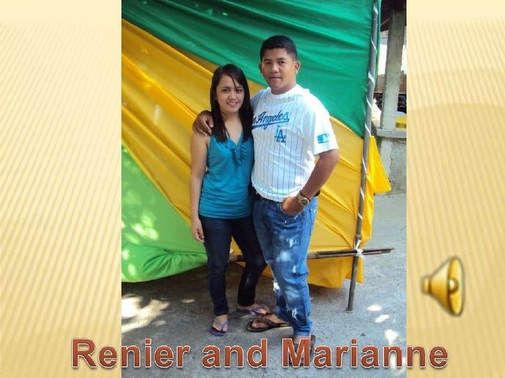 Renier and Marianne<br />