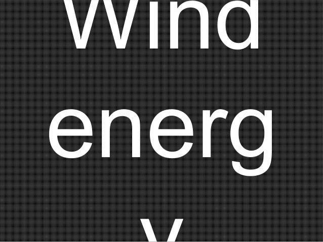 Windenerg