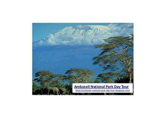 Amboseli National Park Day Tourhttp://amboseli-national-park-day-tour.blogspot.com/
