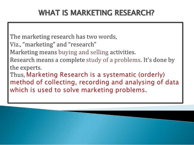 marketing research areas Faculty research and expertise in the department of marketing falls into the following areas.
