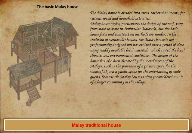 Architecture History Of Malaysia Houses