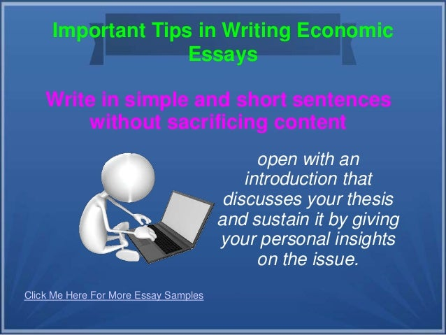 Ghost Writer for Economic Paper