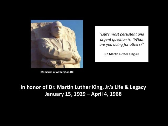 Americans reflect on MLK's legacy