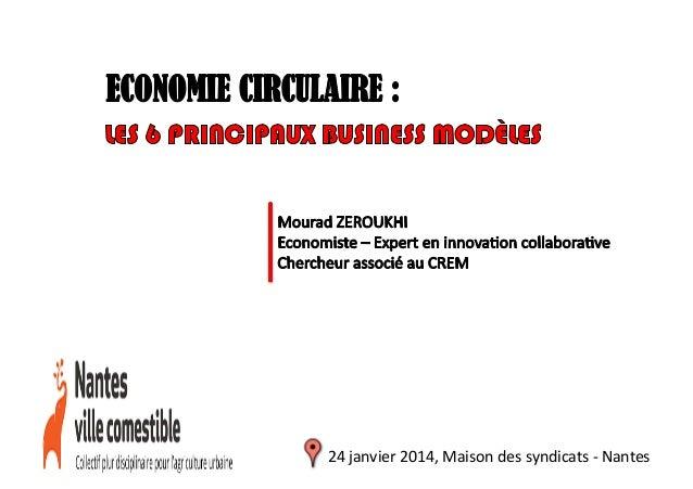 24  janvier  2014,  Maison  des  syndicats  -‐  Nantes