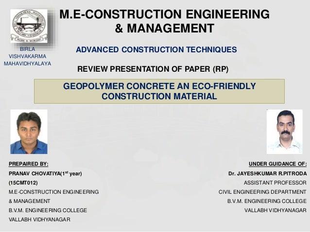 Geopolymer cement and Geopolymer Concrete – Geopolymer ...