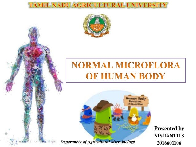 Presented by NISHANTH S 2016601106Department of Agricultural Microbiology