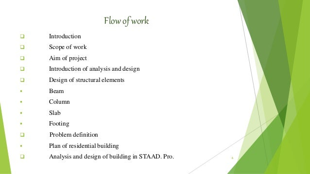 Analysis And Design Of G 3 Storey Building Using Staad Pro Vi8 Softwa