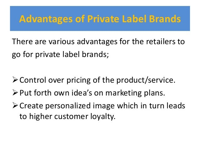 should national brand manufacturers also supply private label brands The private label manufacturer's association (plma) in the  large national  brand manufacturers that utilize their expertise and excess plant capacity to  supply store brands  often these companies are owned by corporations that  also produce national brands.